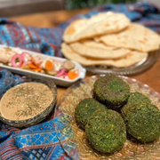 April 30 - Middle Eastern Vegetarian