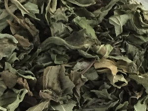 fresh Peppermint Organic Tea - Large Cut Leaf