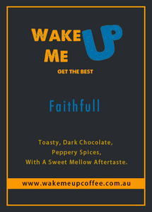 Variety Pack - Faithfull, Mocha Delight, Organic and Awakening