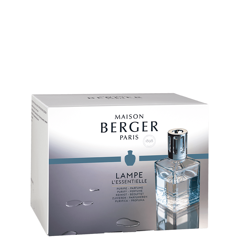 Essential Square Lampe Berger Gift Pack - No.42 Interiors