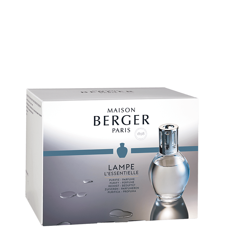 Essential Oval Lampe Berger Gift Pack - No.42 Interiors