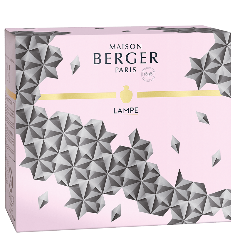 Maison Berger Black Crystal Lampe Berger Gift Pack - No.42 Interiors