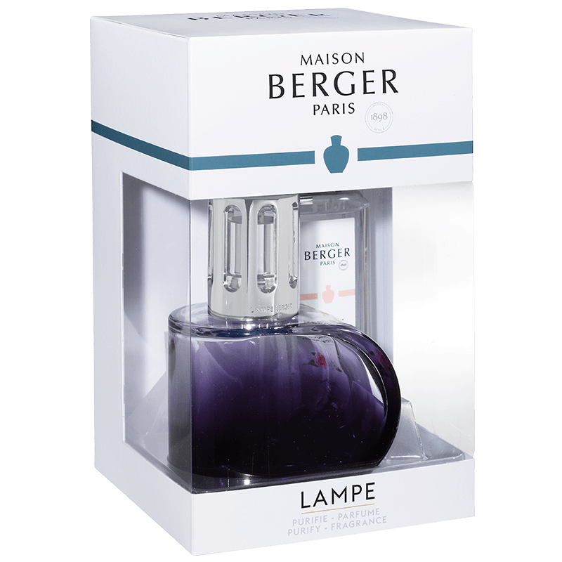 Maison Berger Violet Alliance Lampe Berger Gift Pack - No.42 Interiors