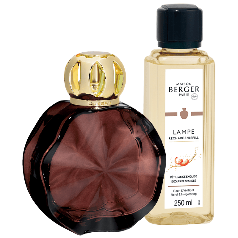 Maison Berger Plum Cercle Lampe Berger Gift Pack - No.42 Interiors