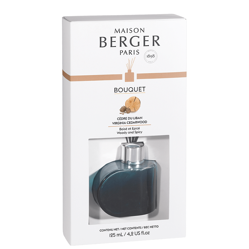 Maison Berger Green Alliance Scented Bouquet & Virginia Cedarwood - No.42 Interiors