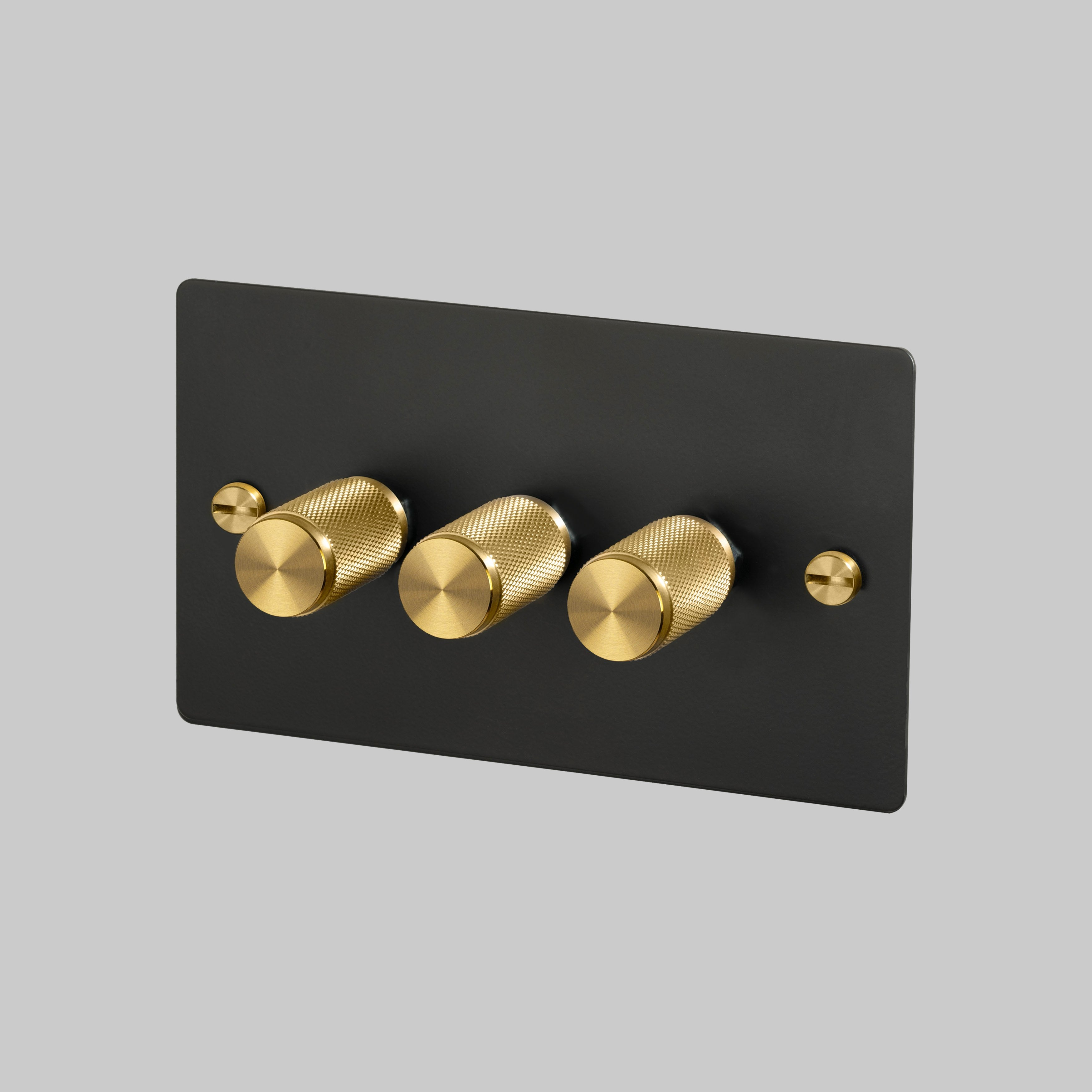 Buster and Punch 3G DIMMER / BLACK / BRASS - No.42 Interiors