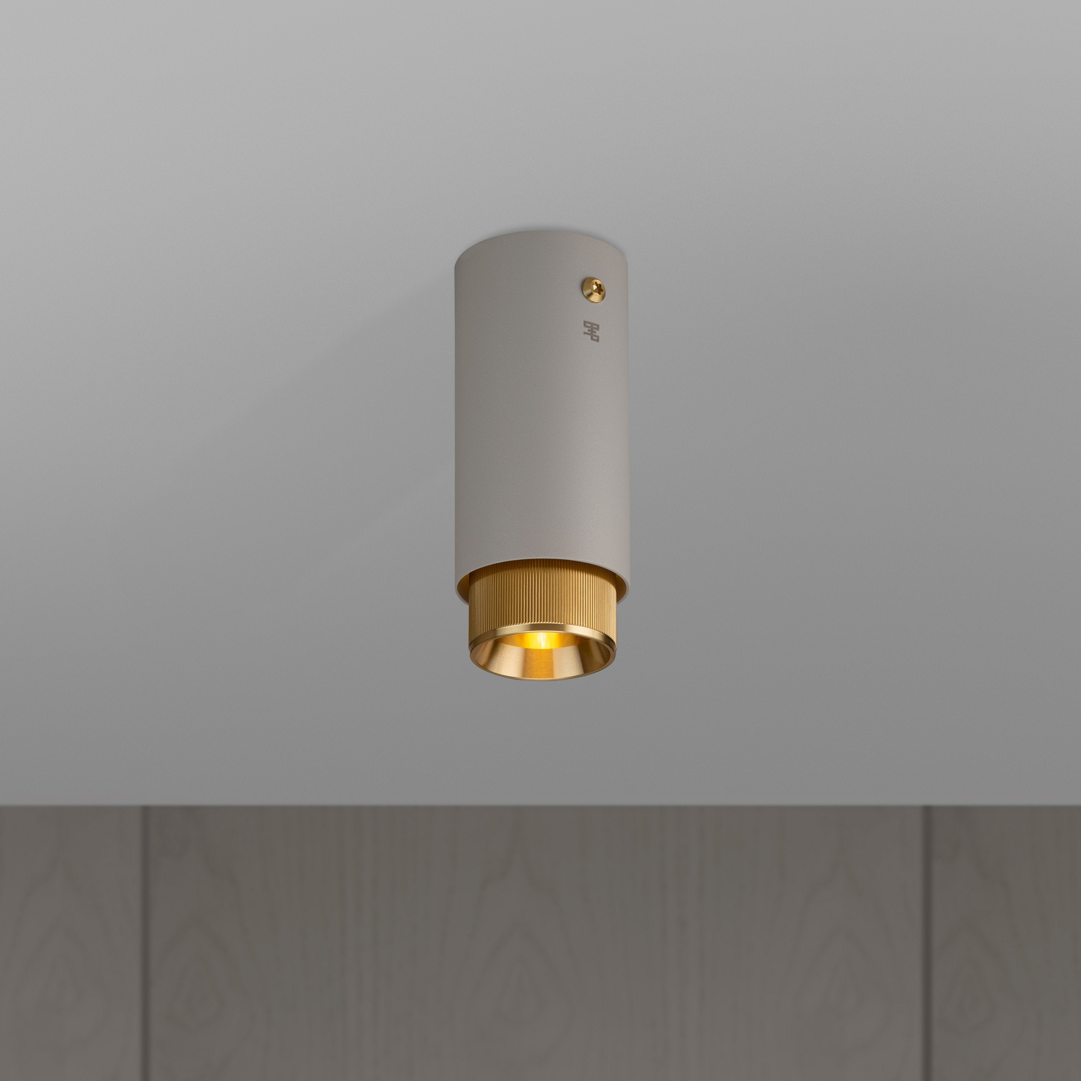 Buster and Punch EXHAUST SURFACE / STONE / BRASS - No.42 Interiors