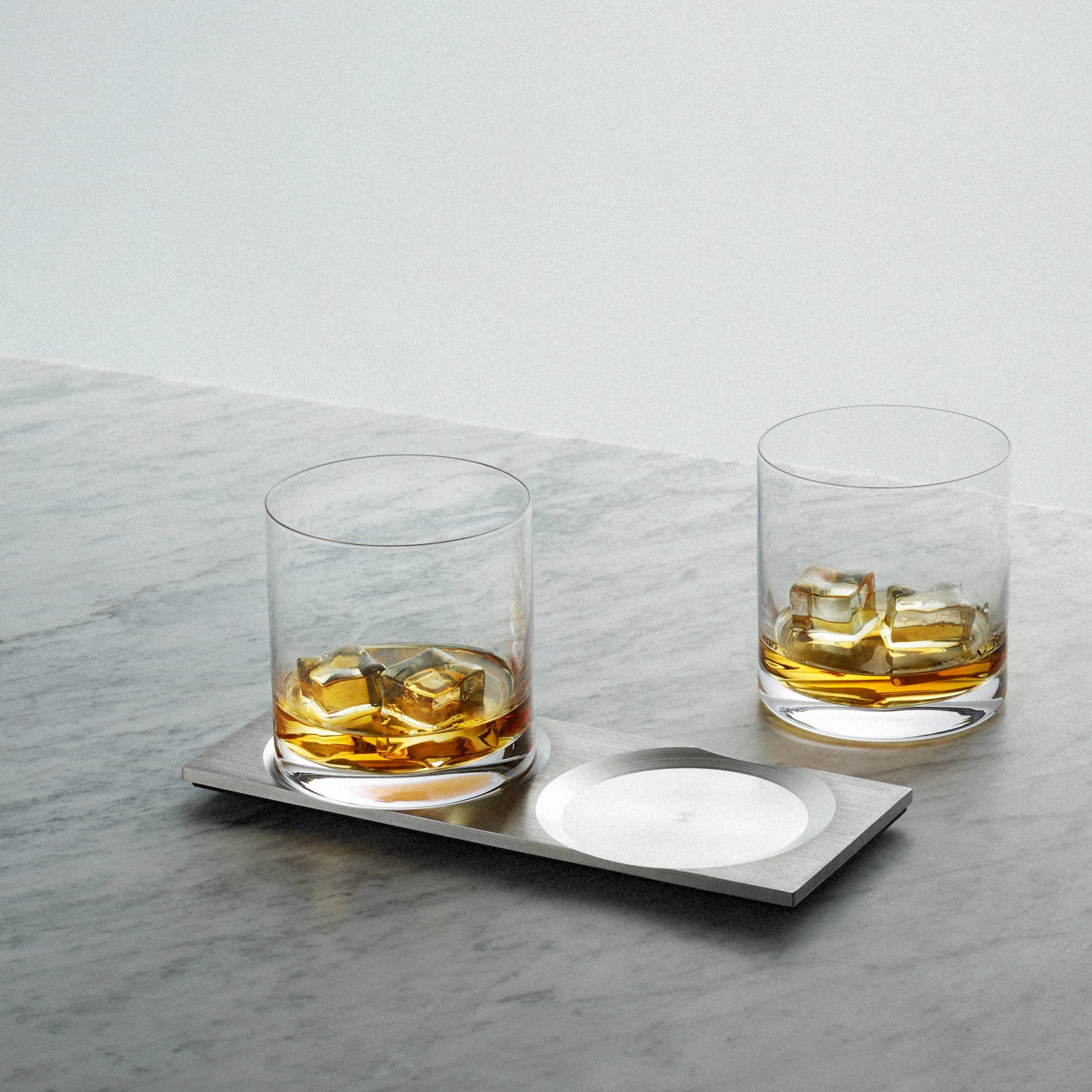 MACHINED / WHISKY / STEEL - No.42 Interiors