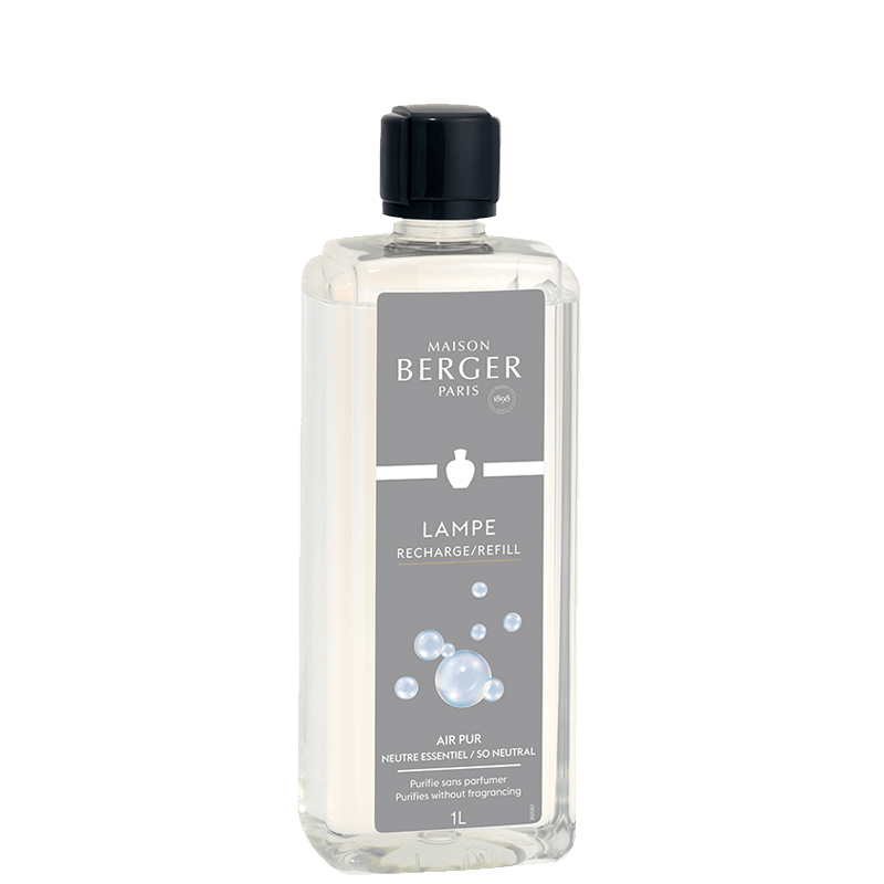 Pure Air - Neutral Lampe Berger Refill 1 litre - No.42 Interiors