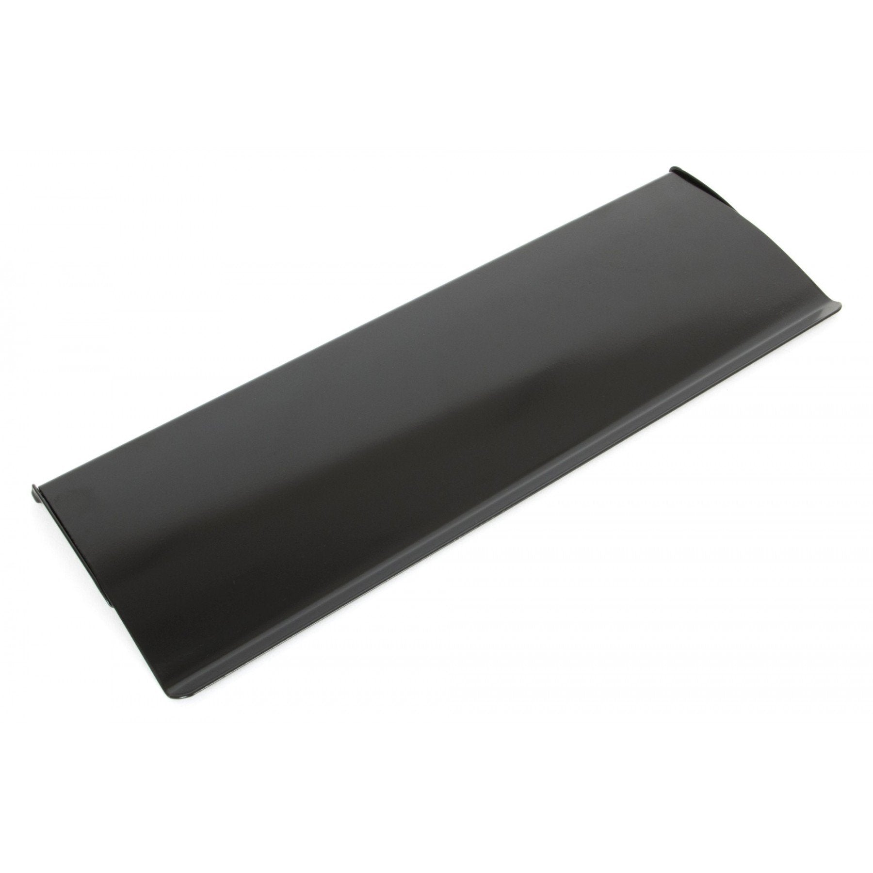 Black Letterplate Cover