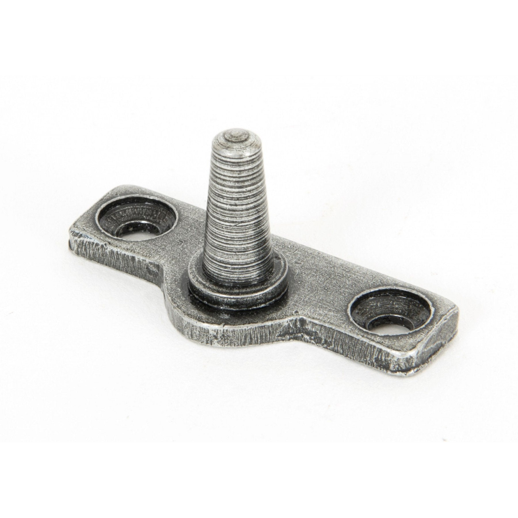 From the Anvil Pewter Offset Stay Pin