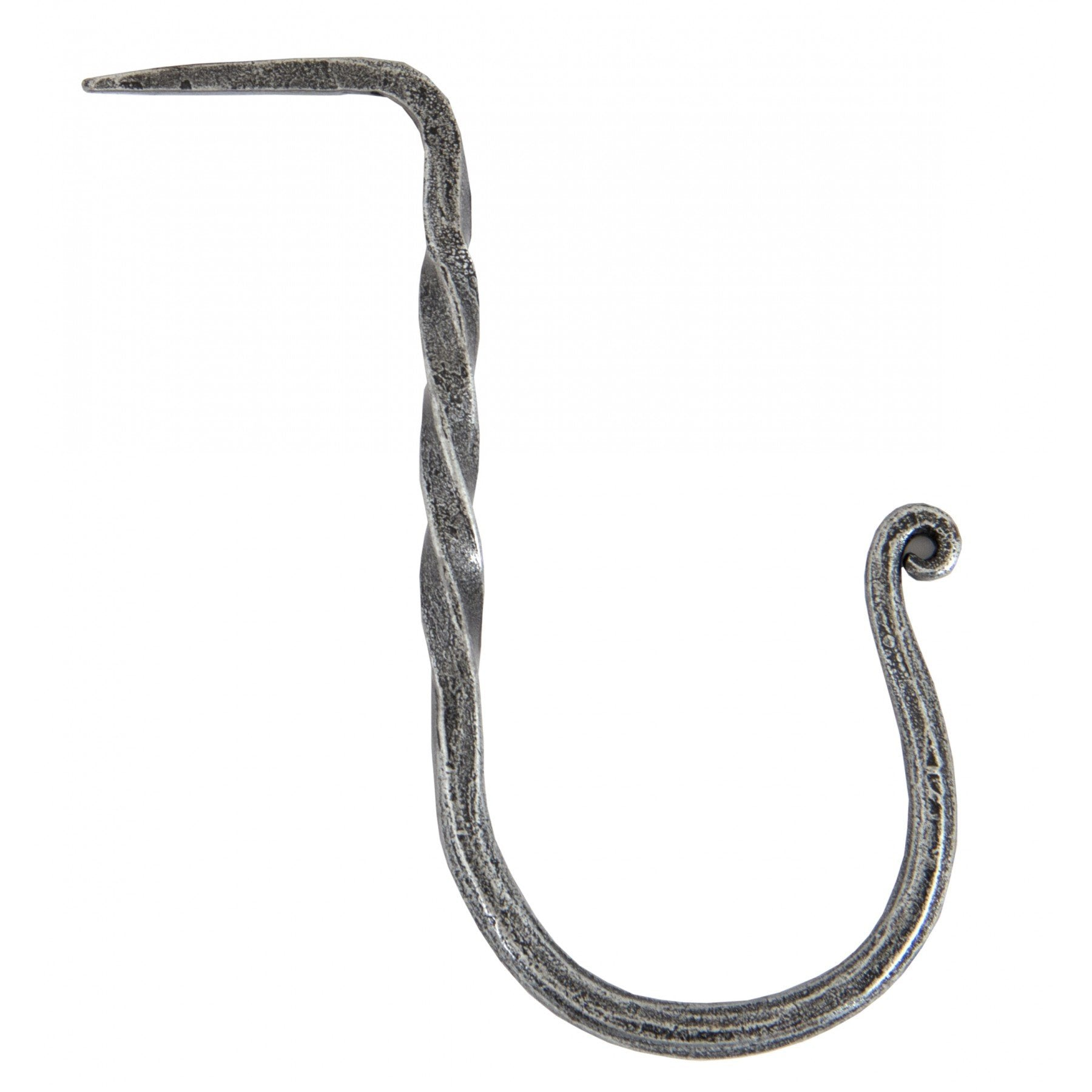 Pewter Cup Hook - Large - No.42 Interiors