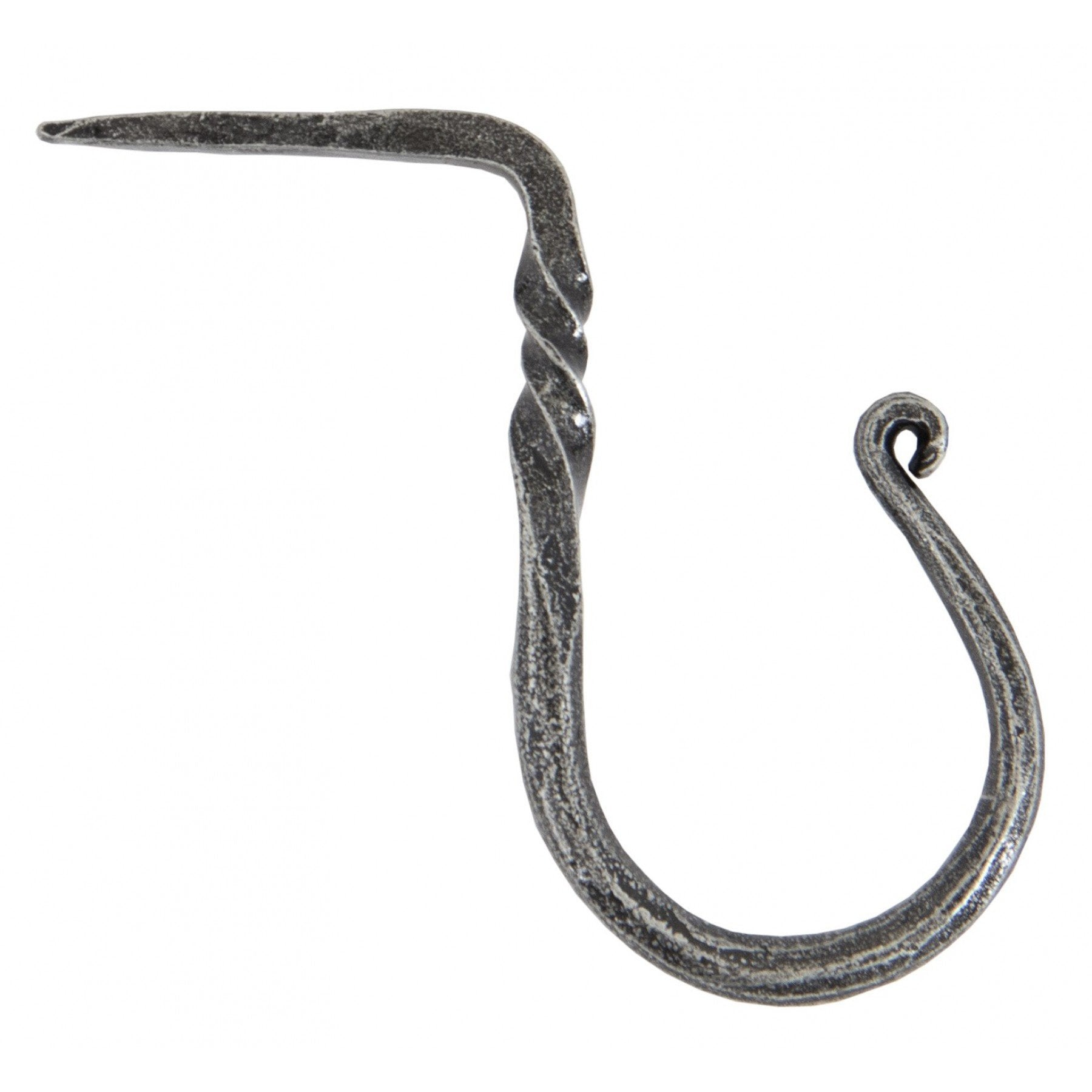 Pewter Cup Hook - Medium - No.42 Interiors