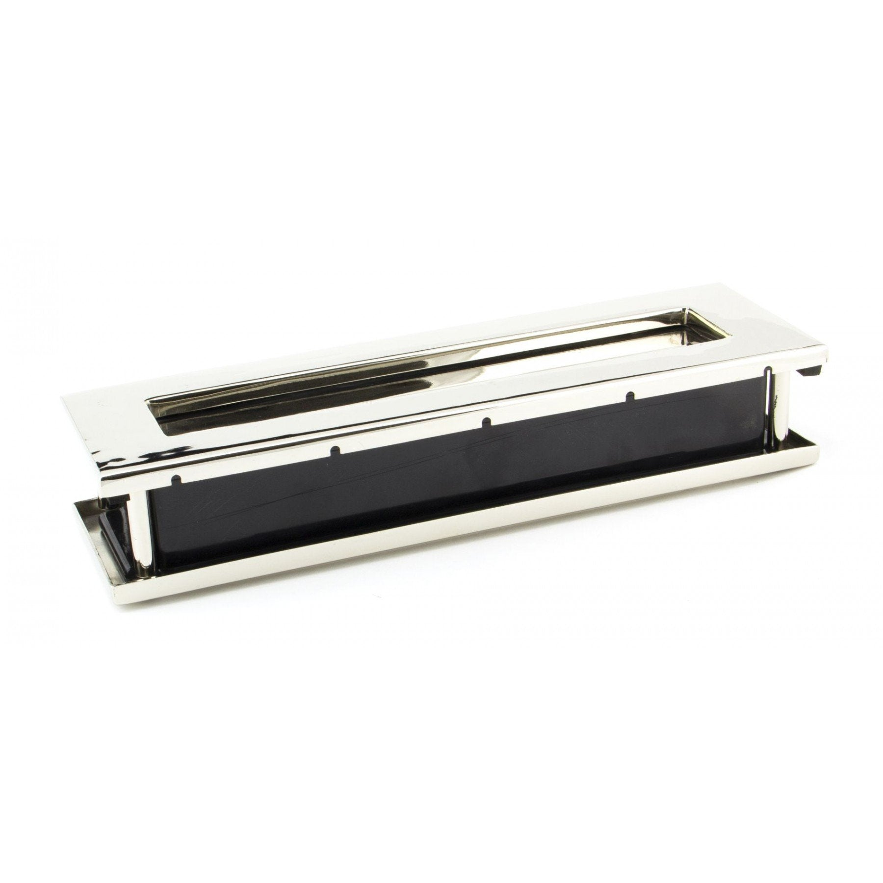 From the Anvil Polished Nickel Traditional Letterbox