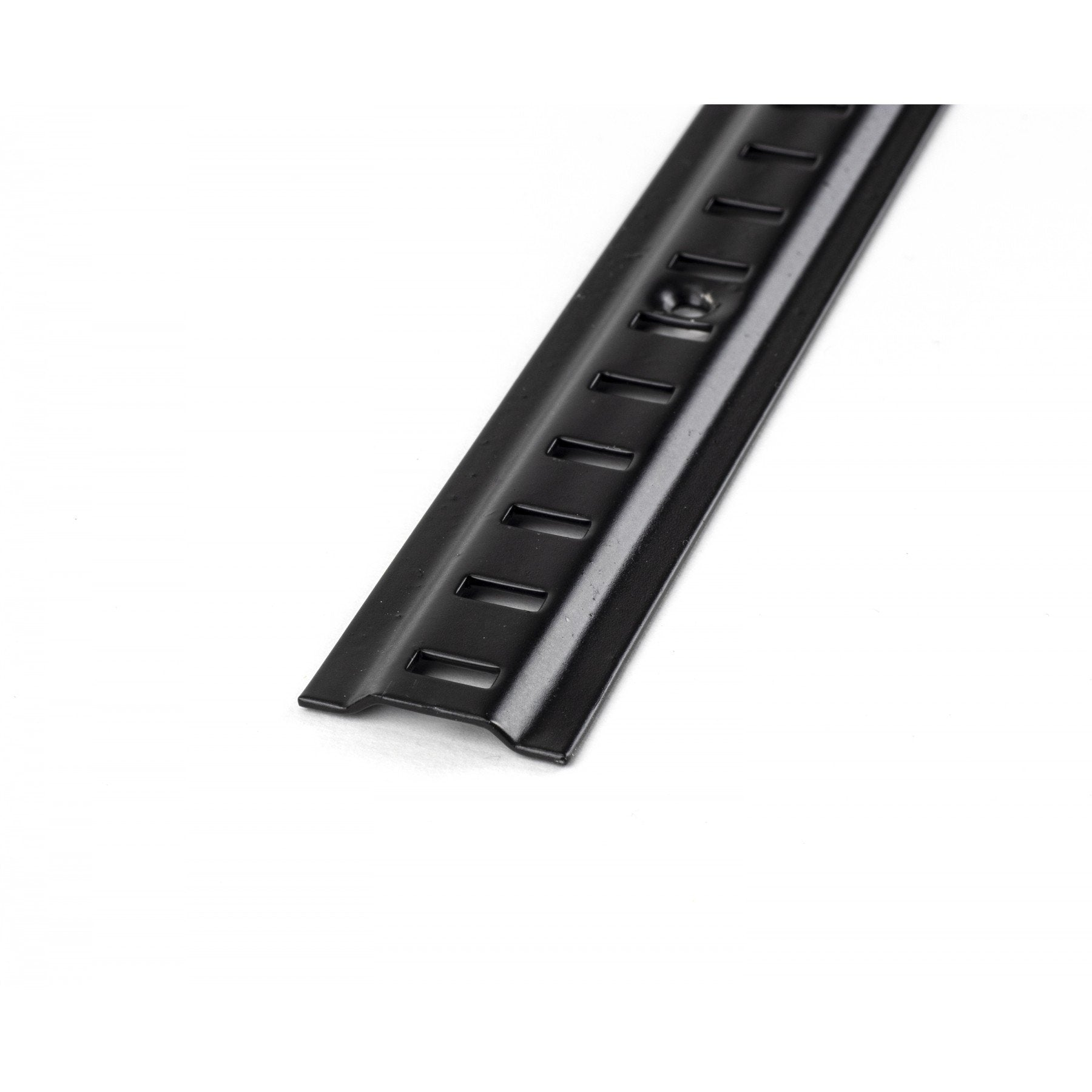 Black Raised Bookcase Strip 1.83m - No.42 Interiors