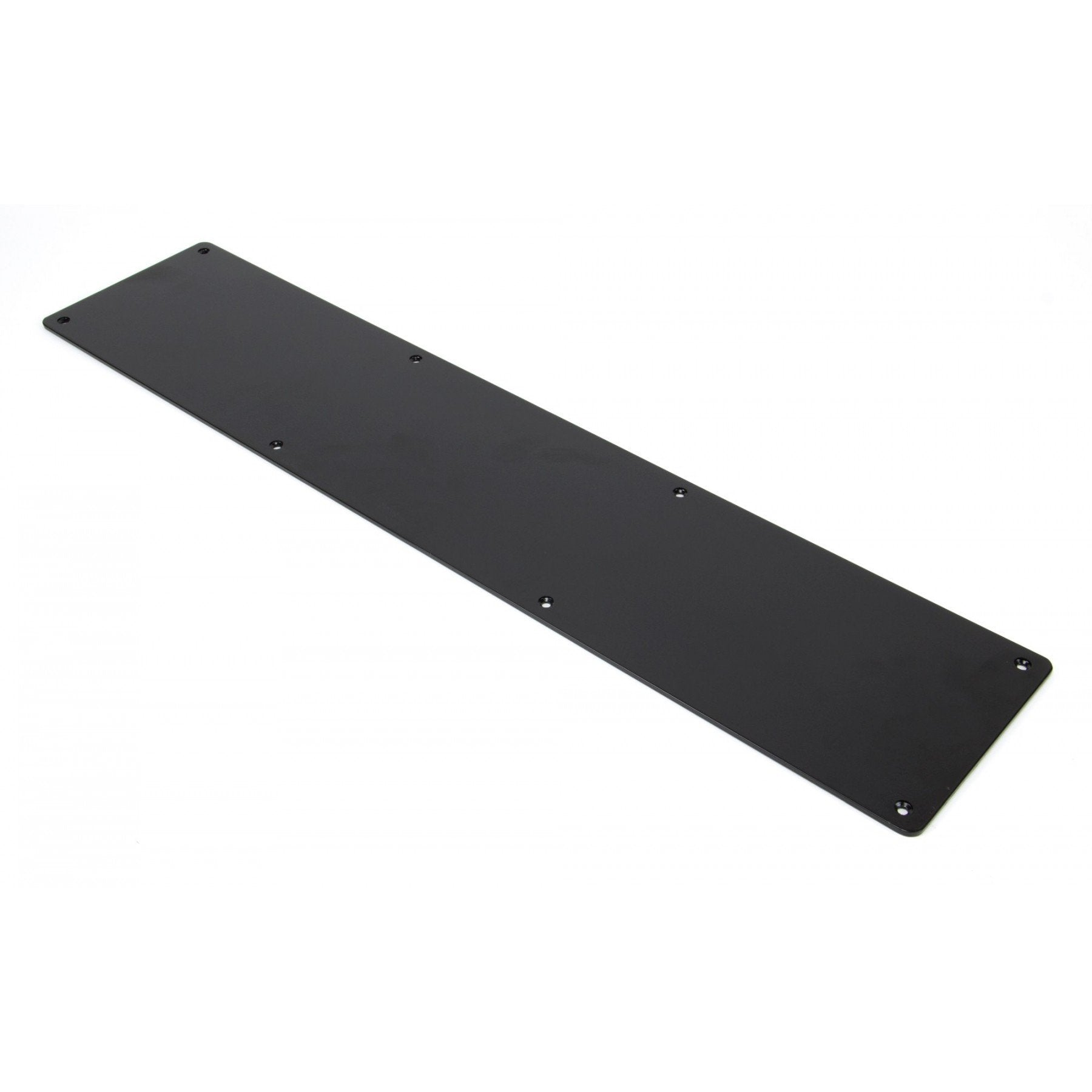 Black Kick Plate - Small