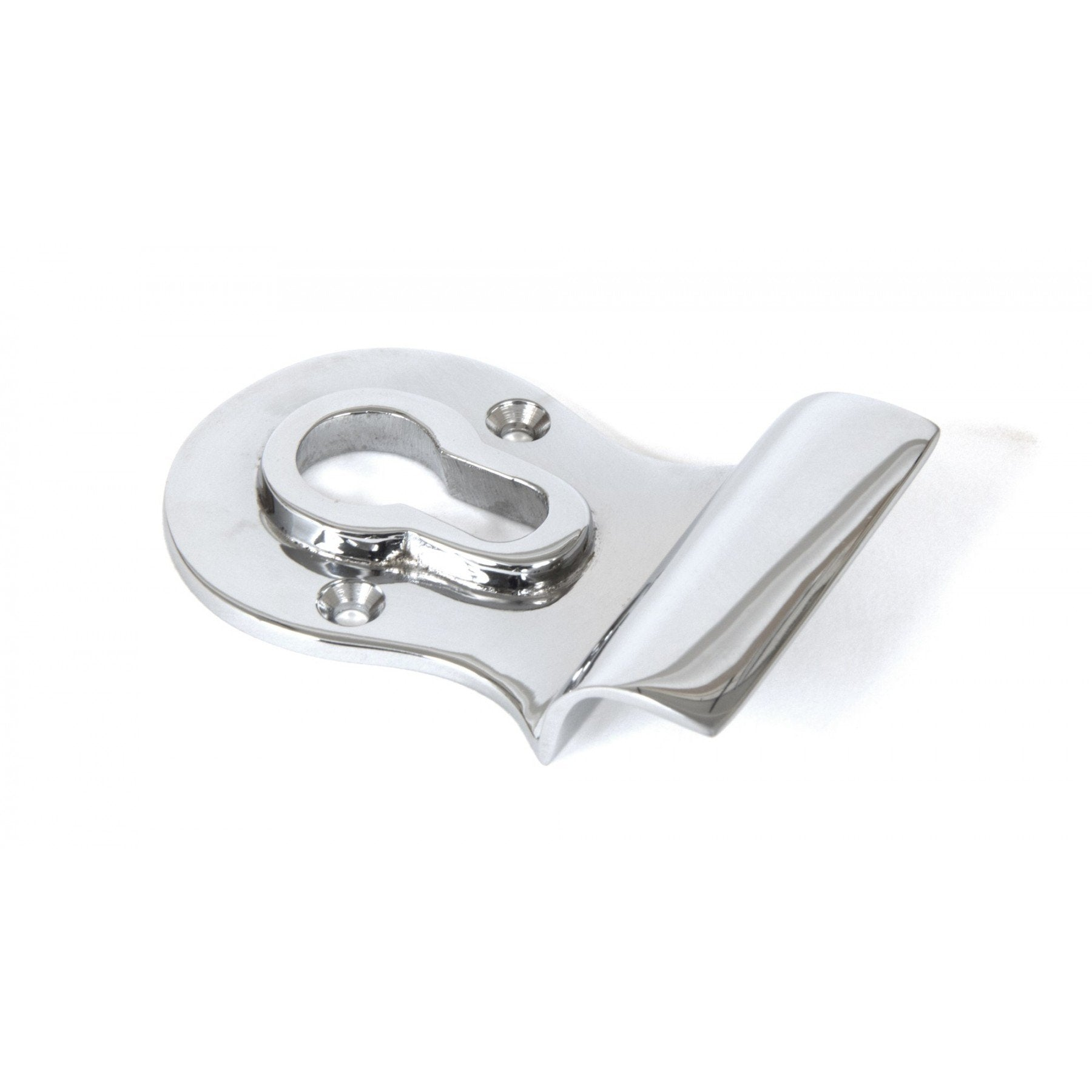 From the Anvil Euro Door Pull  - Polished Chrome