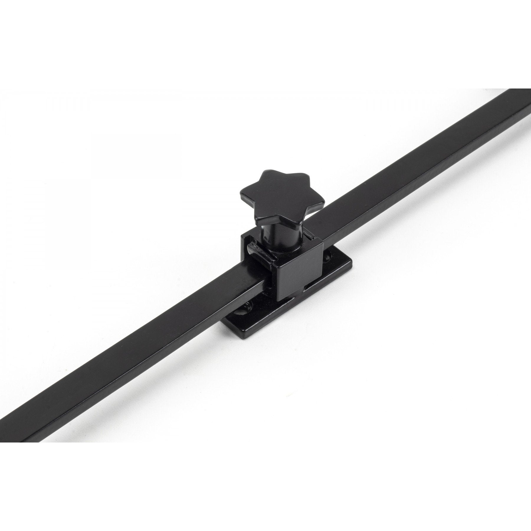 "15"" Sliding Stay - Black - No.42 Interiors"