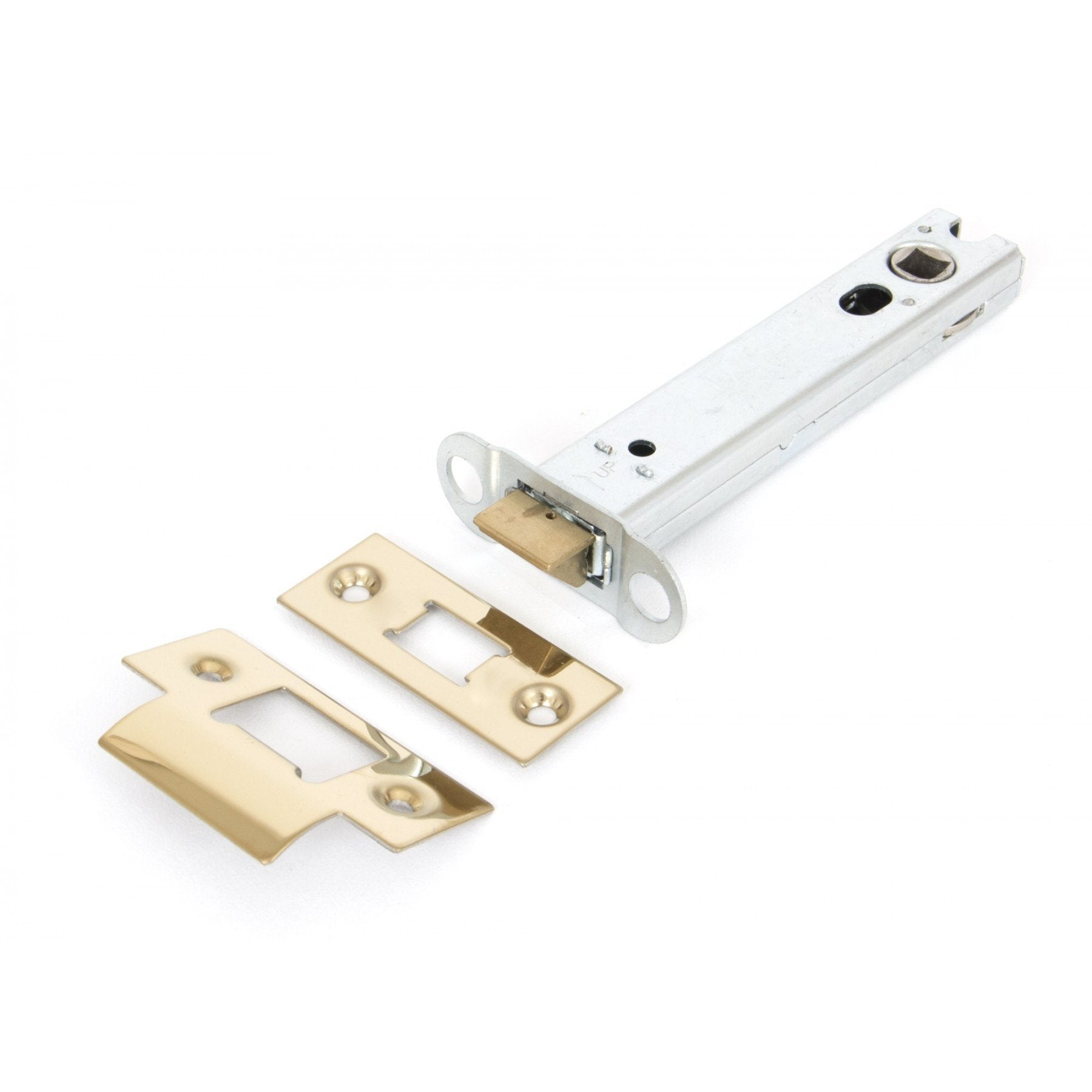 From the Anvil Polished Brass 5'' Heavy Duty Latch