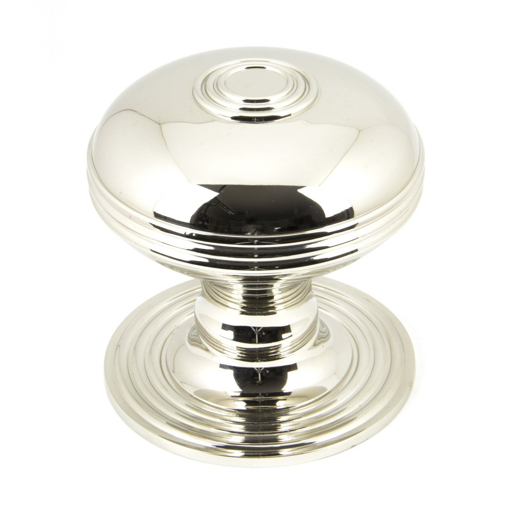 From the Anvil Polished Nickel Prestbury Centre Door Knob