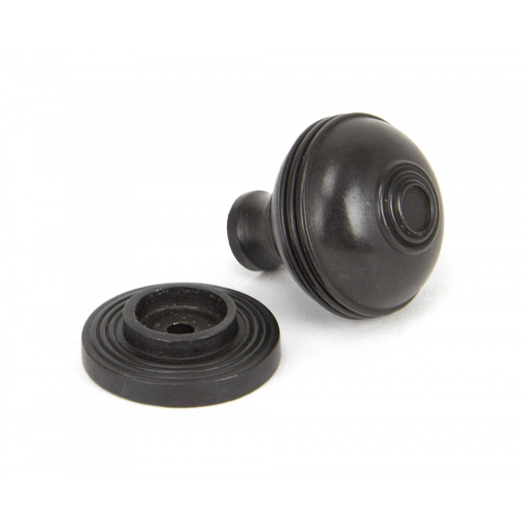 From the Anvil Aged Bronze Prestbury Cabinet Knob - Small