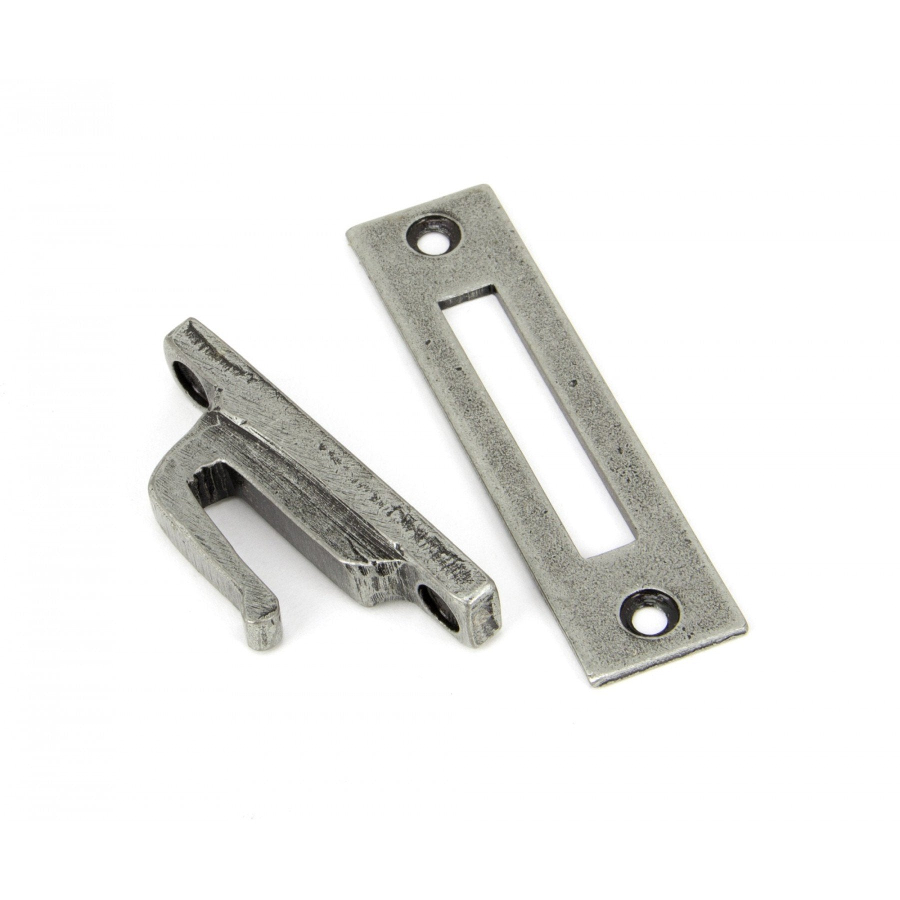 Pewter Locking Avon Fastener - No.42 Interiors