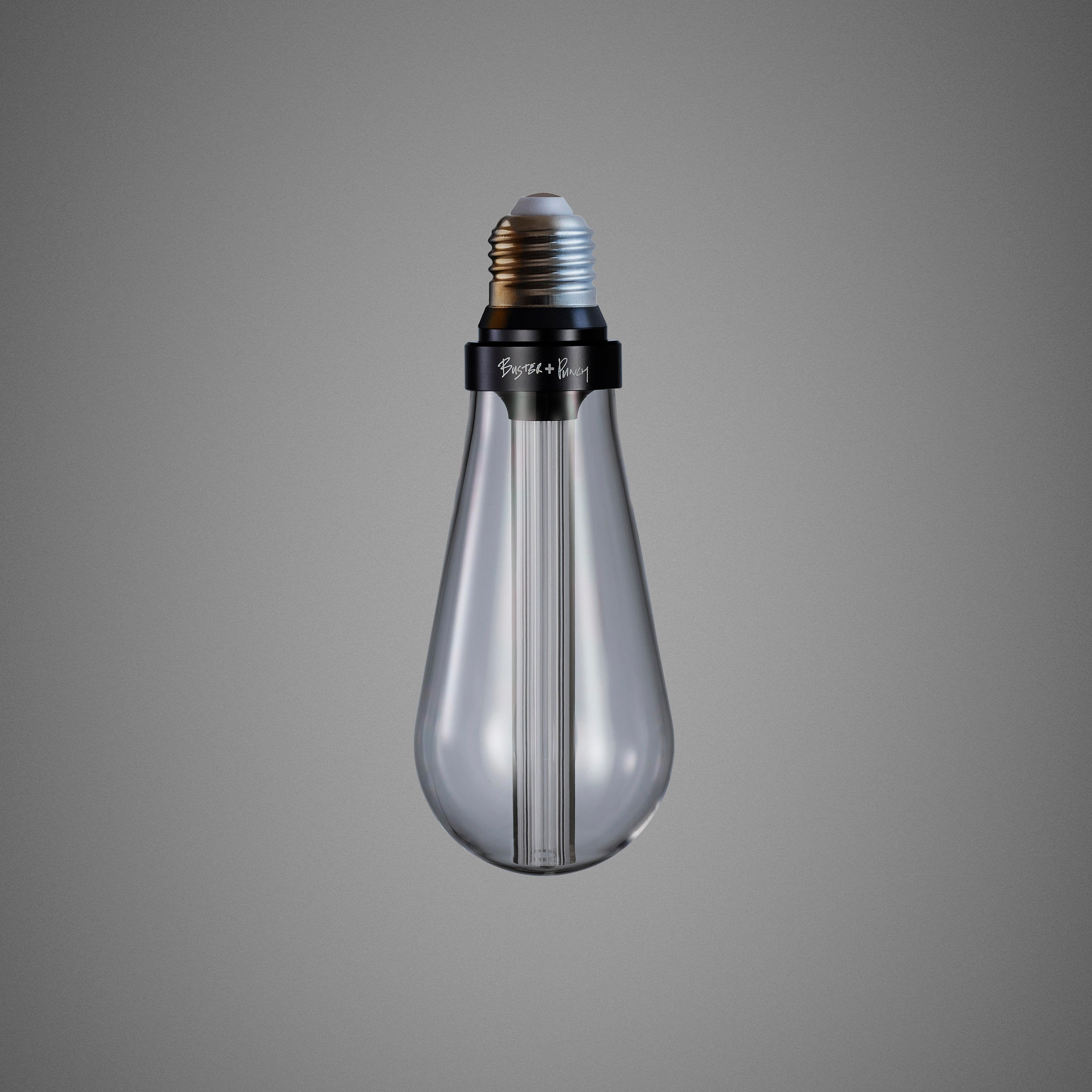 BUSTER BULB / CRYSTAL - DIMMABLE E27 - No.42 Interiors
