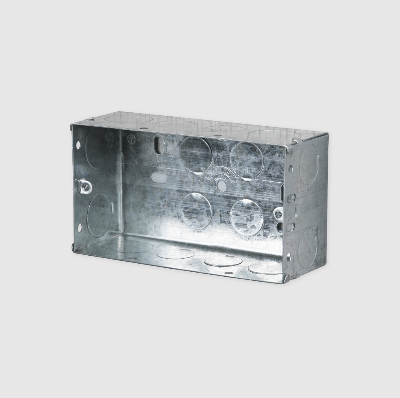 ELECTRICITY 2G METAL BACK BOX 47MM - No.42 Interiors