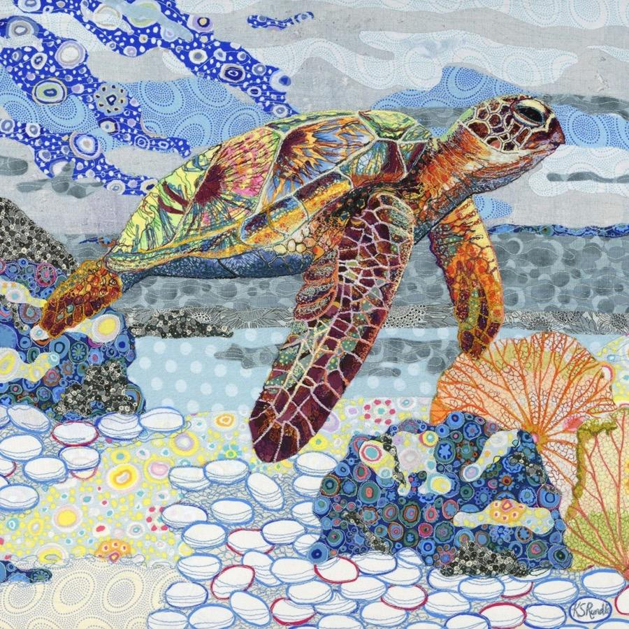 Sea Turtle | Katy Rundle | From