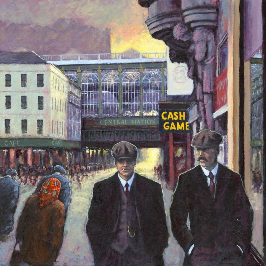 The Boys Are Back In Town - Alexander Millar - No.42 Interiors