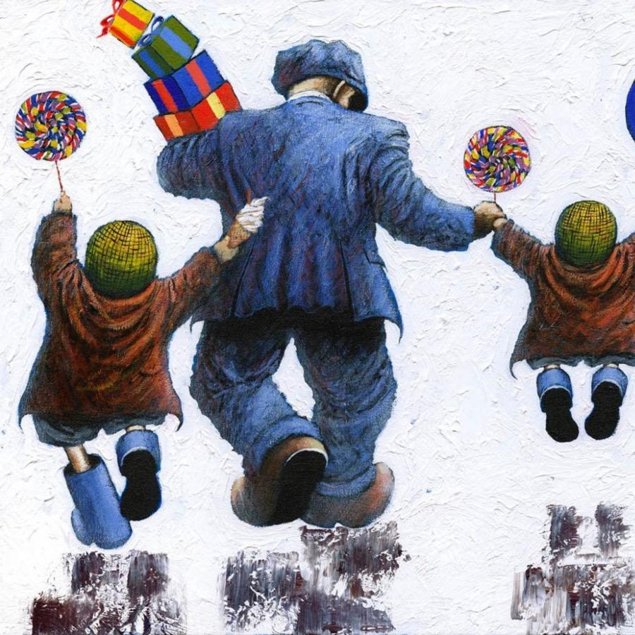 Lollipops and 99's - Alexander Millar- From - No.42 Interiors