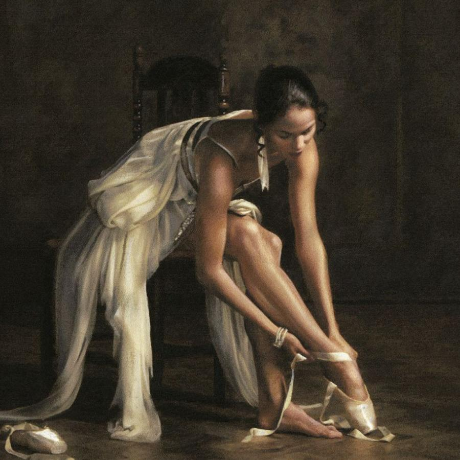Ballet Pointes | Darren Baker | Limited Edition Print - No.42 Interiors