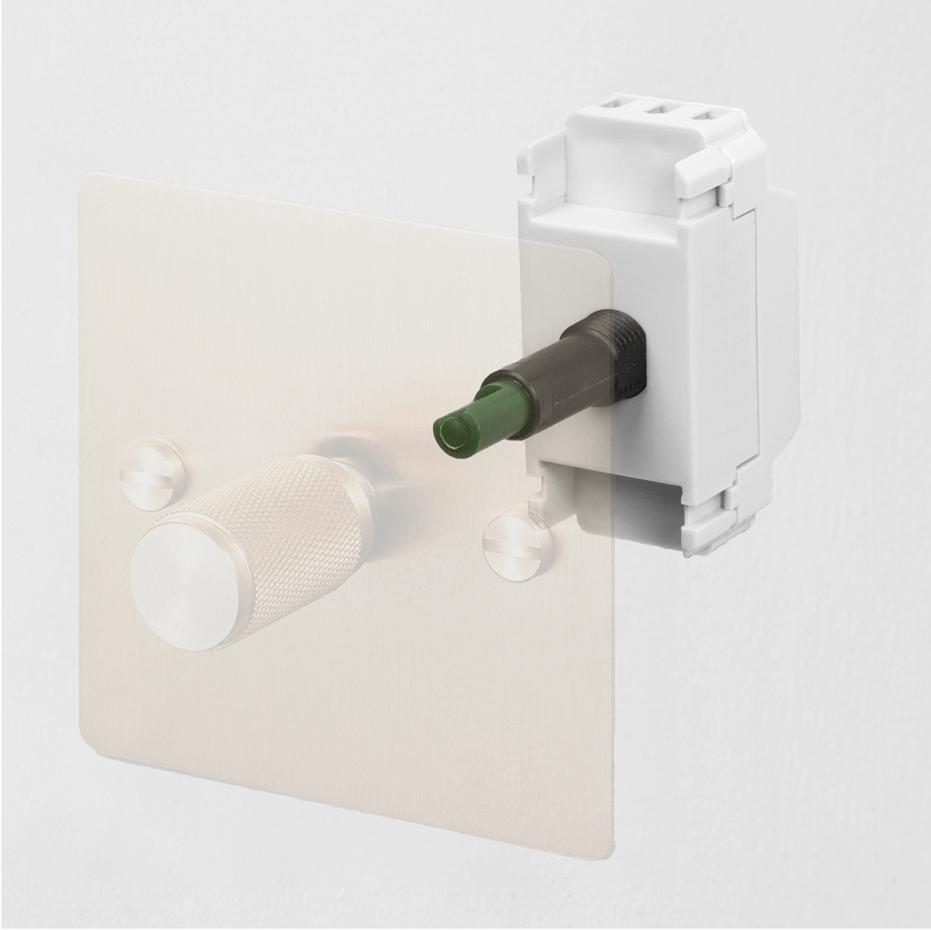 Buster and Punch DIMMER MODULES / INTERMEDIATE PUSH ON/OFF SWITCH (3 WAY) - No.42 Interiors