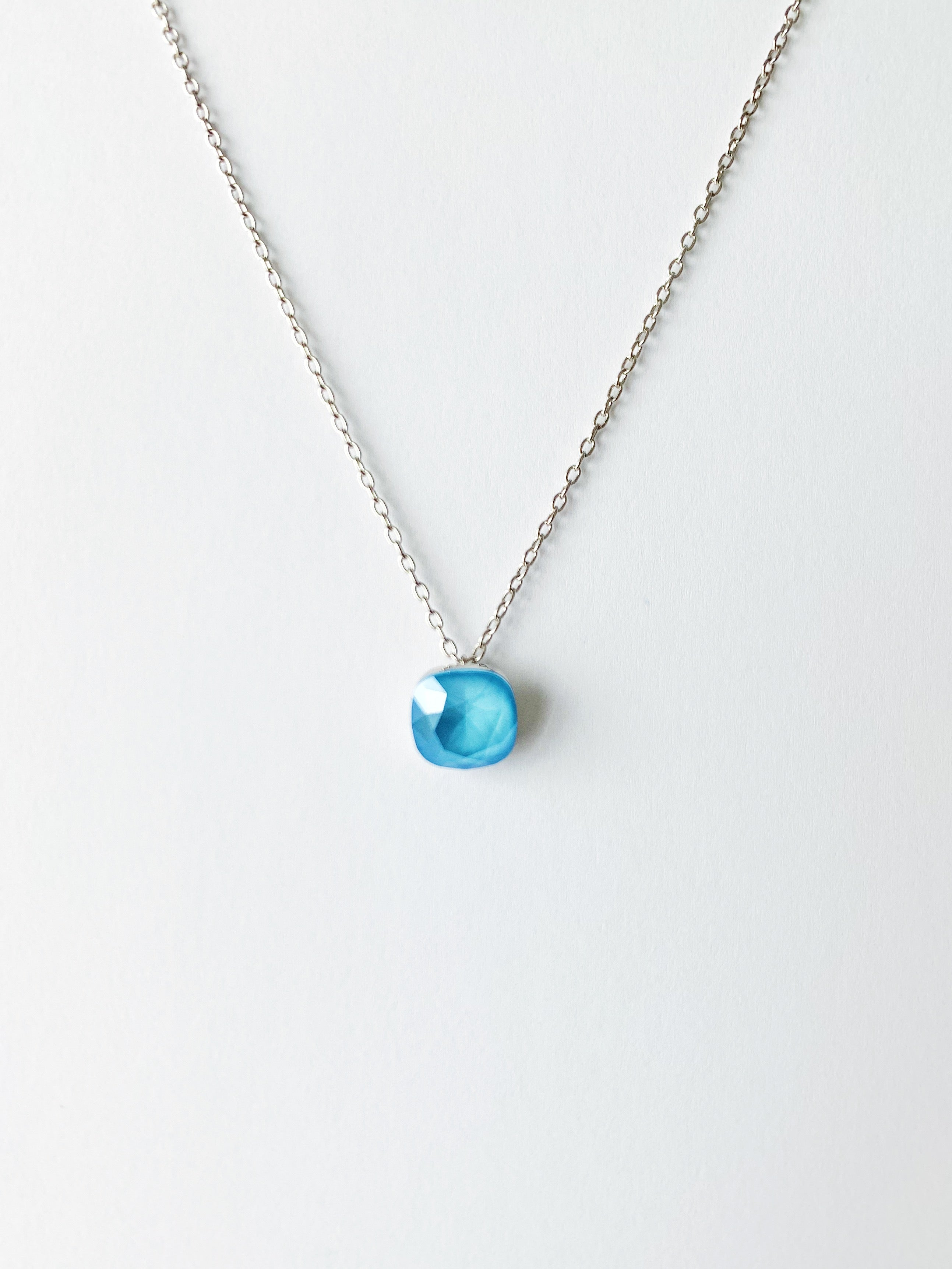 Ketting Delite summer blue