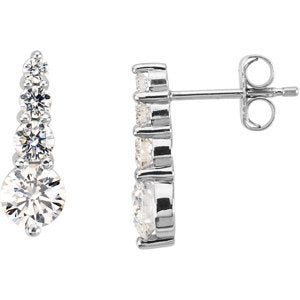 Diamond Journey Earrings