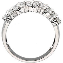 Load image into Gallery viewer, Platinum 2 CTW Diamond Ring
