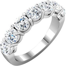 Load image into Gallery viewer, 14K White 2 1/3 CTW Diamond Anniversary Band
