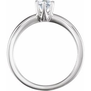 6-Prong Solstice Solitaire® Engagement Ring