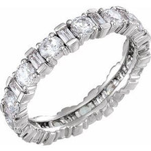 Load image into Gallery viewer, 14K Yellow 2 1/6 CTW Diamond Eternity Band