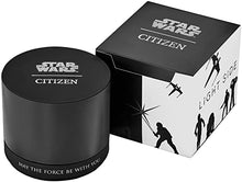 Load image into Gallery viewer, AW1438-33W Men's Citizen Eco-Drive® Star Wars™ Sequel Strap Watch with Silver-Tone Dial