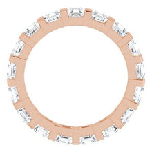 Load image into Gallery viewer, 14K Rose 1 9/10 CTW Diamond Eternity Band