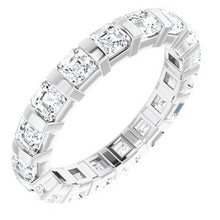 Load image into Gallery viewer, 14K White 1 9/10 CTW Diamond Eternity Band