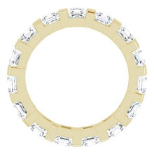 Load image into Gallery viewer, 14K Yellow 3/8 CTW Diamond Eternity Band