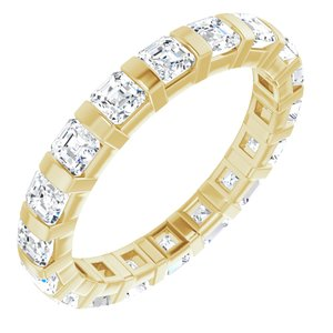 14K Yellow 1 3/4 CTW Diamond Eternity Band