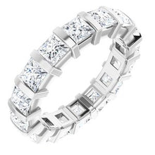 Load image into Gallery viewer, Platinum 3 CTW Diamond Eternity Band