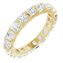 Load image into Gallery viewer, 14K Yellow 2 3/4 CTW Diamond Eternity Band