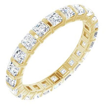 Load image into Gallery viewer, 14K Yellow 2 1/8 CTW Diamond Eternity Band