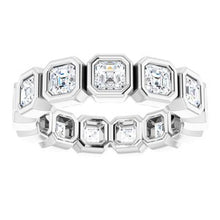 Load image into Gallery viewer, 14K White 2 CTW Diamond Eternity Band