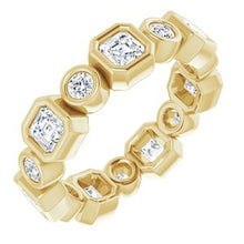 Load image into Gallery viewer, 14K Yellow 1 5/8 CTW Diamond Eternity Band