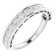 Load image into Gallery viewer, 14K White 1 1/3 CTW Diamond Anniversary Band